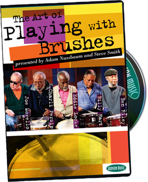 The Art of Playing with Brushes picture