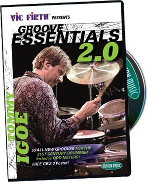 Tommy Igoe: Groove Essentials 2.0 DVD picture