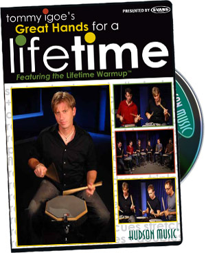 Tommy Igoe: Great Hands for a Lifetime picture