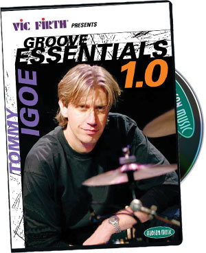 Tommy Igoe: Groove Essentials  1.0 DVD picture
