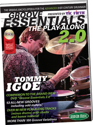 Tommy Igoe: Groove Essentials 2.0 Book picture
