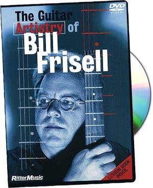 Bill Frisell: Guitar Artistry Of picture