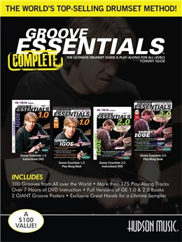 Groove Essentials Complete picture