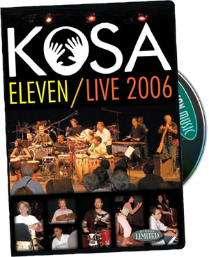 KOSA Eleven: Lessons with the Masters picture