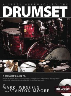 Mark Wessels: A Fresh Approach to the Drumset picture