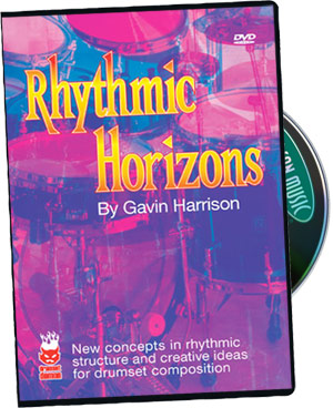Gavin Harrison: Rhythmic Horizons picture