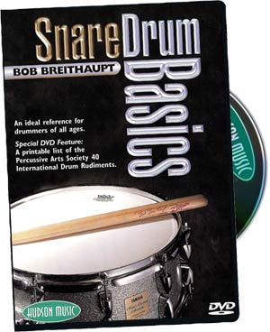 Bob Breithaupt: Snare Drum Basics picture