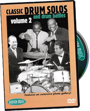 Classic Drum Solos and Drum Battles Vol.2 picture