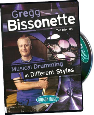 Gregg Bissonette: Musical Drumming in Different Styles picture