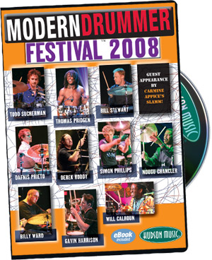 Modern Drummer Festival 2008 picture