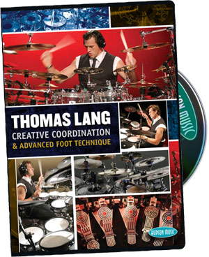 Thomas Lang: Creative Coordination (DVD) picture