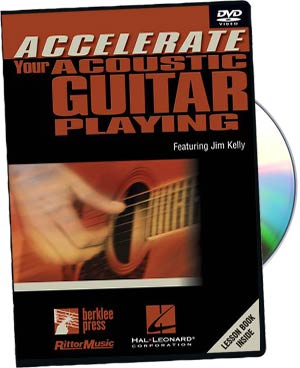 Jim Kelly: Accelerate Acoustic Gtr Playing picture