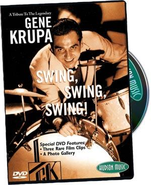 Gene Krupa: Swing, Swing, Swing picture