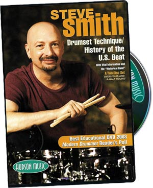 Steve Smith: Drumset Technique and History of the U.S. Beat picture