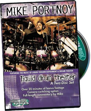 Mike Portnoy: Liquid Drum Theater picture