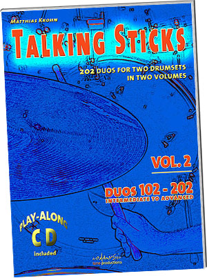 Matthias Krohn: Talking Sticks Vol2 picture