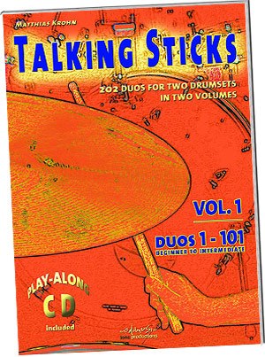 Matthias Krohn: Talking Sticks Vol1 picture