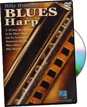 Billy Branch: Blues Harp Harmonica picture