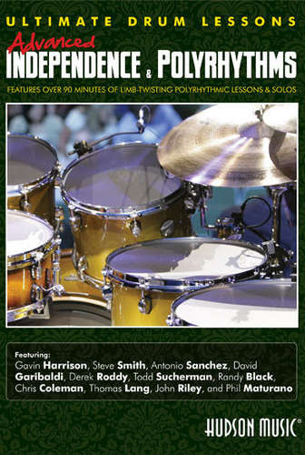 Ultimate Lessons: Advanced Independence and Polyrhythms picture