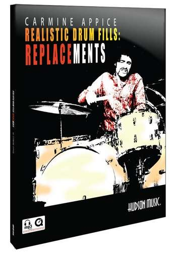 Carmine Appice: Realistic Fills - Replacements picture