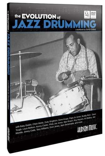 The Evolution of Jazz Drumming picture