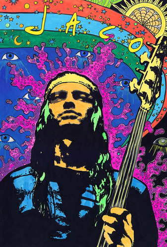 Jaco Blacklight Poster picture