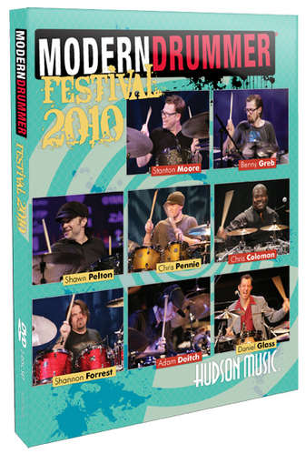 Modern Drummer Festival 2010 picture