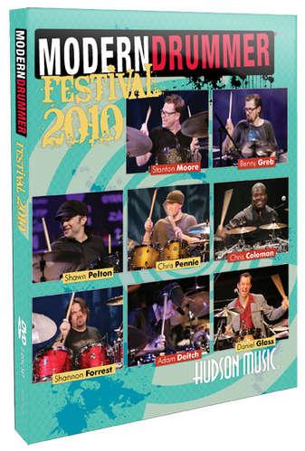 Modern Drummer Festival 2010 picture
