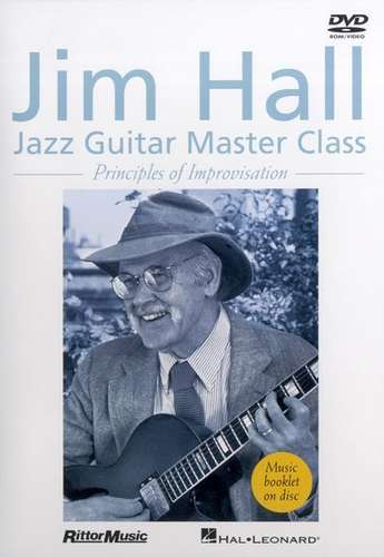 Jim Hall: Jazz Guitar Master Class - Principles Of Improvisation picture