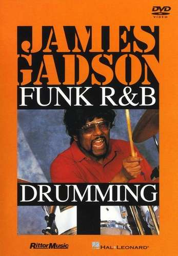James Gadson: Funk/R&B Drumming picture
