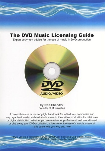 The DVD Music Licensing Guide picture
