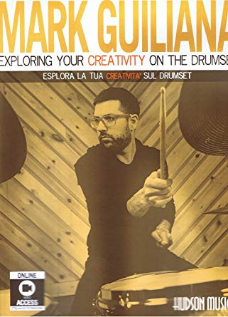 Exploring Your Creativity on the Drumset - Italian picture