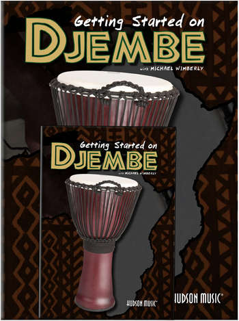 Getting Started on Djembe (Book and DVD) picture