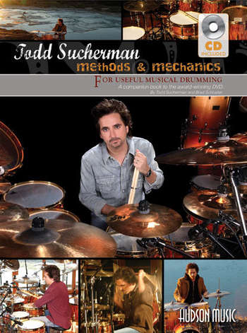 Todd Sucherman Methods & Mechanics Book picture