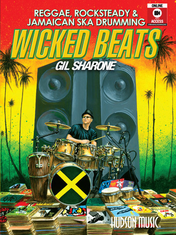 Gil Sharone: Wicked Beats Book/Video picture