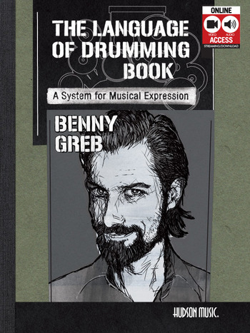 Benny Greb Language of Drumming Book & DVD picture