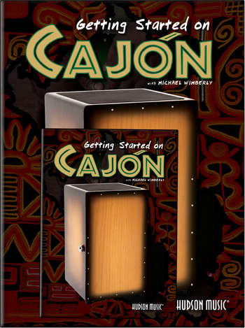 Getting Started on Cajon (Book and DVD) picture