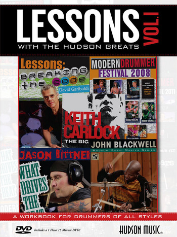 Lessons with the Hudson Greats Vol.1 picture