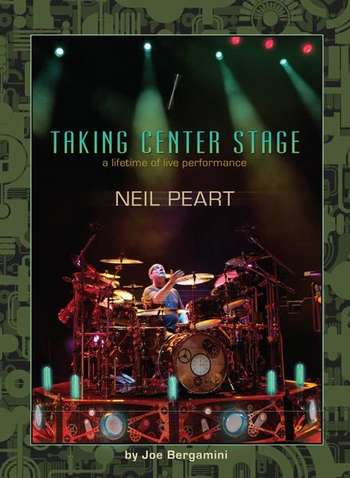 Taking Center Stage Book picture