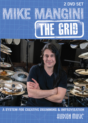 Mike Mangini: The Grid picture
