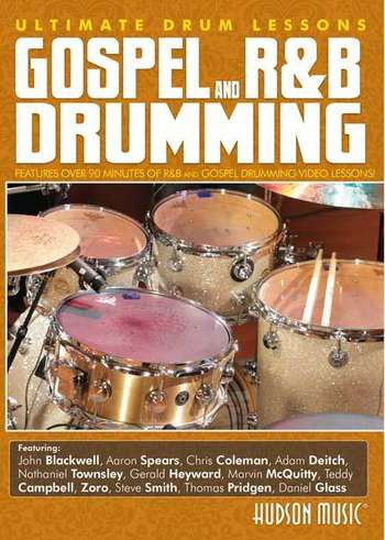 Ultimate Drum Lessons:  Gospel R&B picture