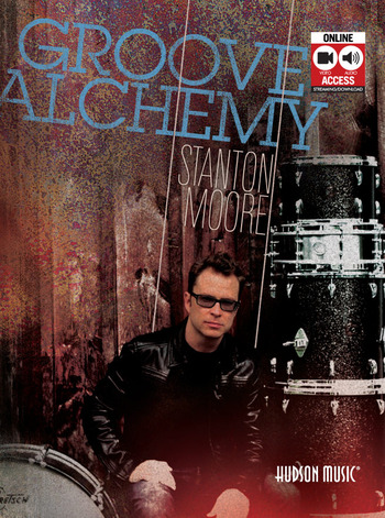 Groove Alchemy Book/Video picture