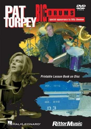 Pat Torpey: Big Drums picture