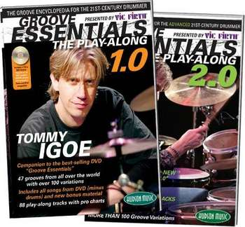 Groove Essentials 1 and 2 Combo Pack picture