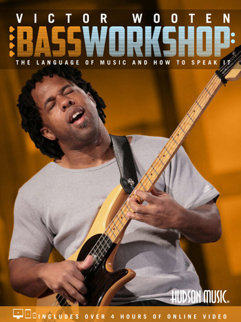 Victor Wooten Bass Workshop Book picture
