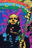Jaco Blacklight Poster