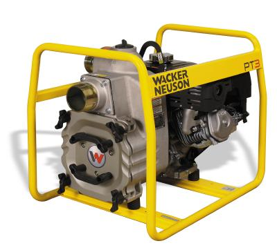 Wacker Neuson Centrifugal Trash Pumps