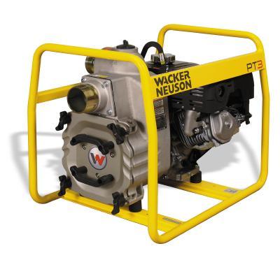 Wacker Neuson Centrifugal Trash Pumps