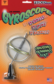 Original TEDCO Gyroscope/Blister