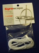 Gyroscope Replacement Strings  (QTY: 5)